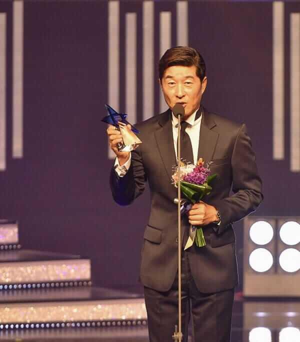 Kim Sang Joong คิมซังจุง - รางวัลแดซัง