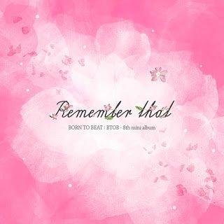 BTOB Remember that Album
