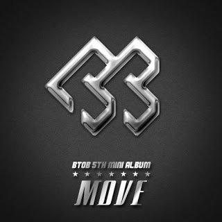 BTOB MOVE Album
