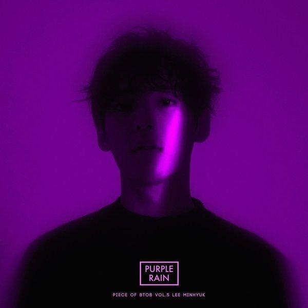 Piece of BTOB Vol. 5 Purple Rain – Minhyuk