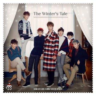 BTOB The Winter's Tale Album