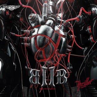 BTOB Thriller Album