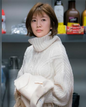 Jang So-Yeon (จางโซยอน) รับบท ซอคยองซอน