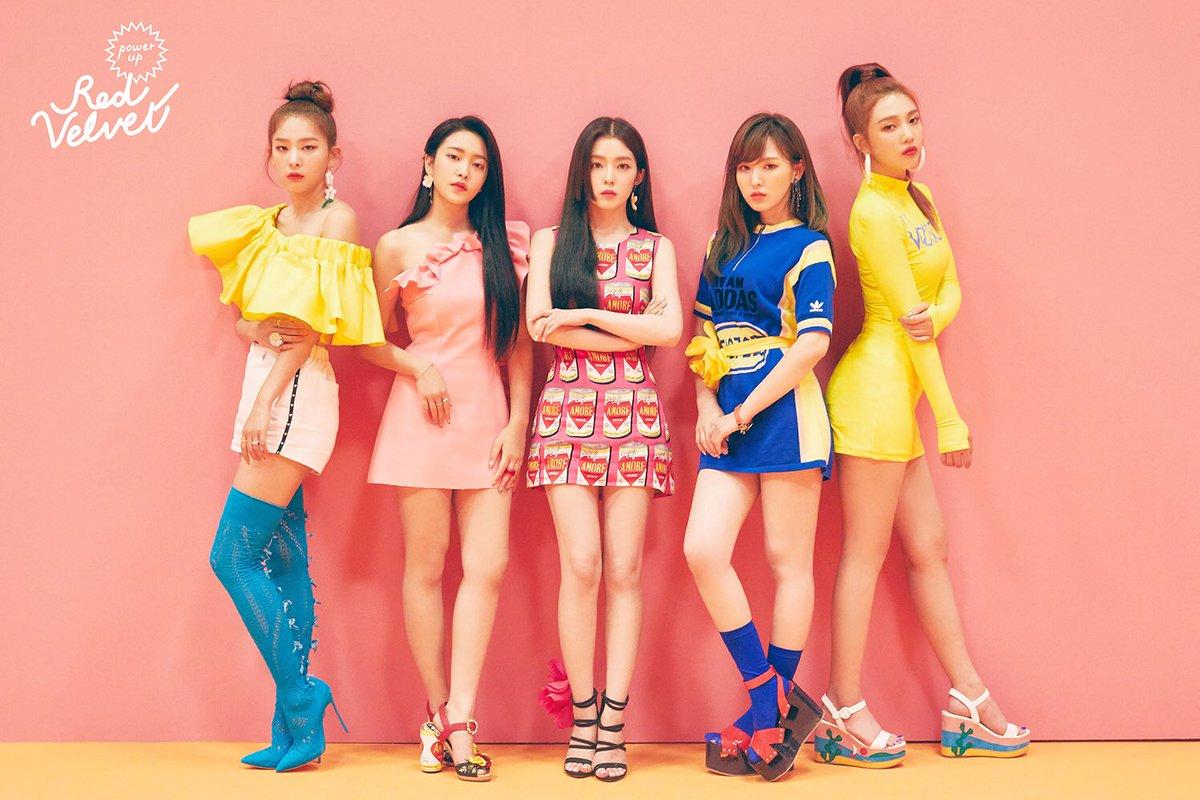 Red Velvet-Power Up