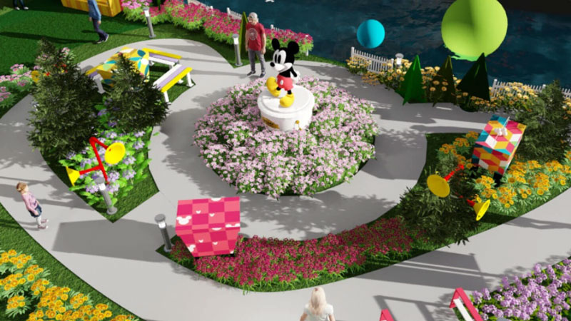Disney Endless Celebrations ฉลองครบรอบ 90 ปีกับดิสนีย์