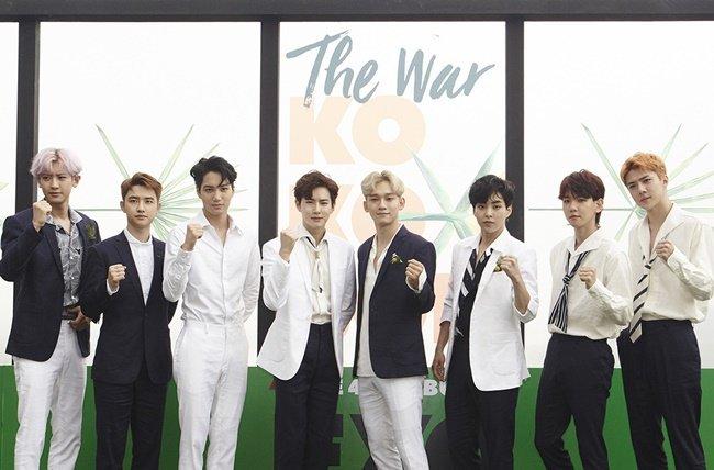 EXO-The War