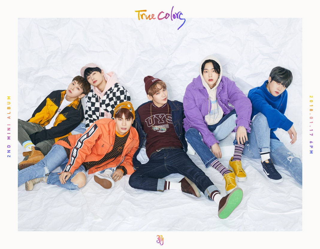 JBJ-TRUE Color