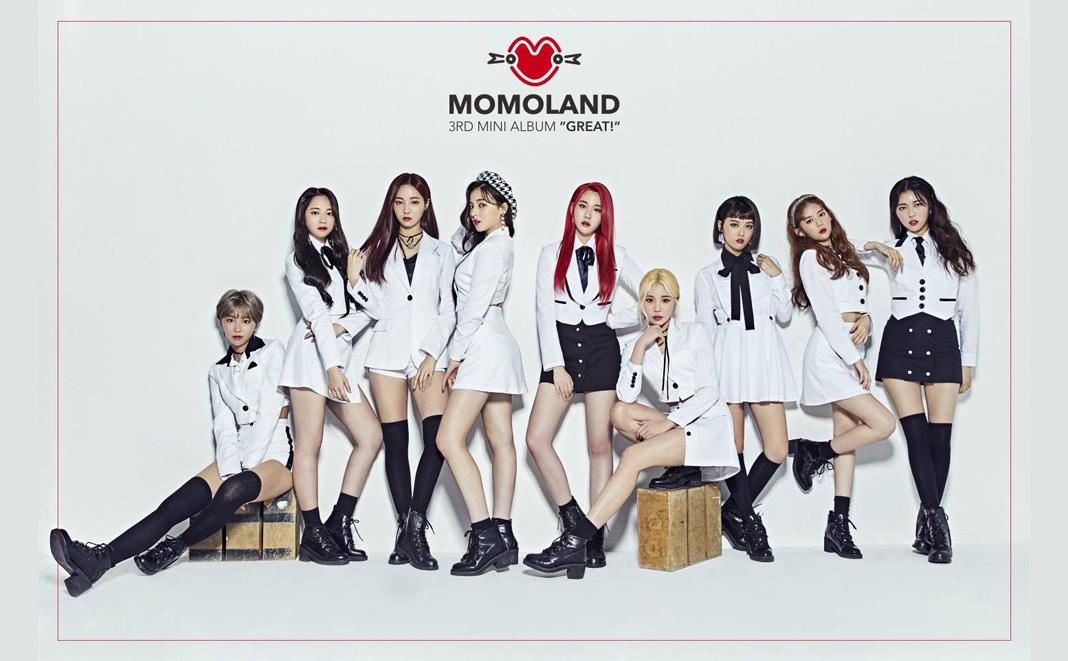 MOMOLAND 3RD MINI ALBUM