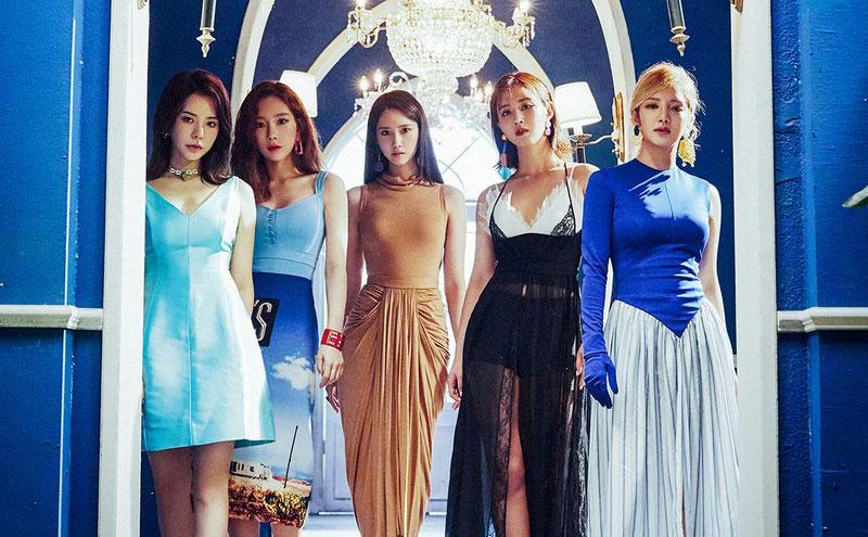 Girls' Generation-Oh! GG ซับยูนิตที่ 2 ของ Girls' Generation