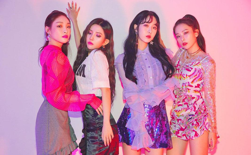 Wow Thing'กับ 4 สาวสุดคูล SEULGI, SINB, CHUNGHA, และ SOYEON