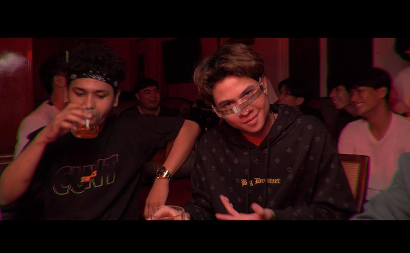 จ้องตา - Z TRIP feat. ARTINDY, MIKESICKFLOW